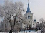 Воскресенский храм, Бишкек