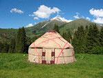 Юрта, культура Кыргызстана