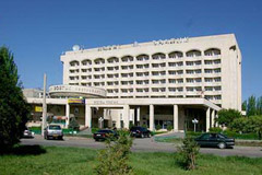 Club-Dostuk Hotel, Bishkek