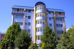 Golden Dragon Hotel, Bishkek