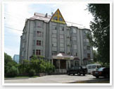 Silk Road Lodge Hotel, Bishkek